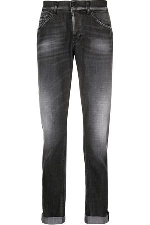 Dondup Men Slim - Slim-fit jeans - Grey