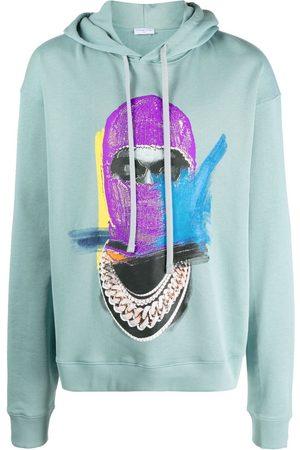 Ih Nom Uh Nit Graphic-print hoodie