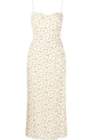 Reformation Women Printed Dresses - Kourtney floral-print dress