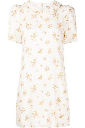 Reformation Darlene floral-print minidress
