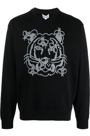 Kenzo Bee A Tiger cotton sweatshirt