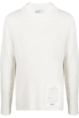 BALLANTYNE Ribbed-knit jumper