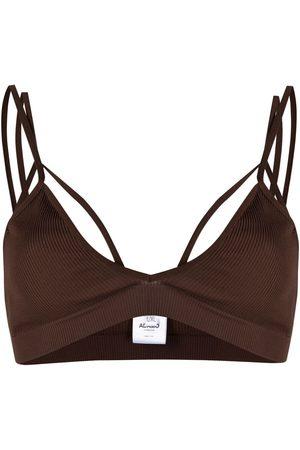 Adamo Women Bralettes - Ribbed triangle bra