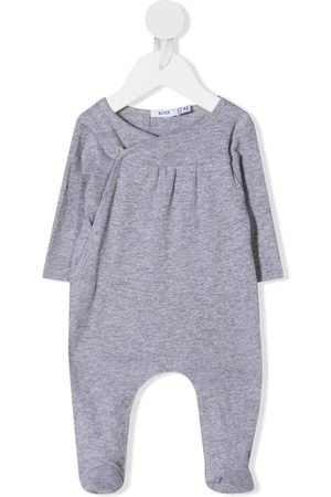 KNOT Bodysuits & All-In-Ones - Organic cotton ribbed babygrow