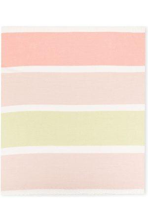 KNOT Kind striped blanket