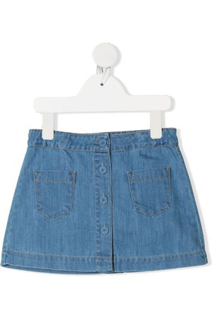 KNOT Girls Denim Skirts - Misty denim skirt