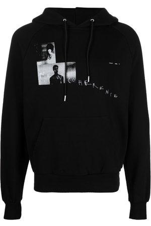 HELIOT EMIL Men Hoodies - Graphic-print hoodie
