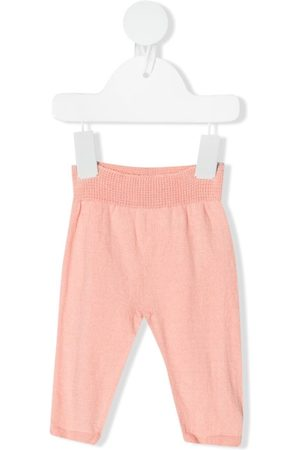 KNOT Baby Leggings - Knitted-waistband trousers