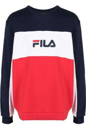 Fila Men Sweatshirts - Colour-block sweatshirt