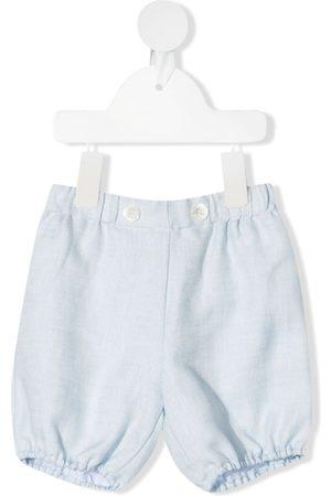 La Stupenderia Elasticated linen shorts