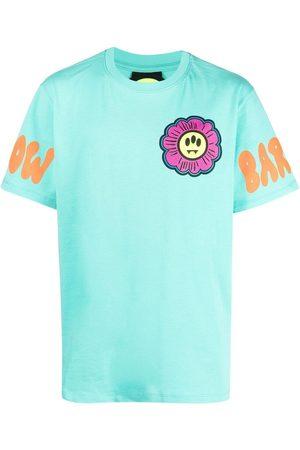 BARROW Flower-print T-shirt