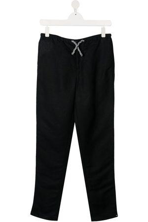 Emporio Armani Drawstring-fastening track pants