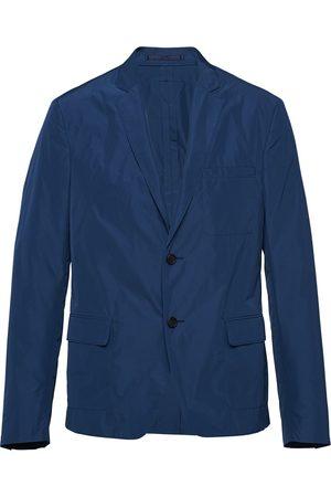 Prada Single-breasted technical blazer