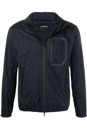 Emporio Armani Lightweight long-sleeve jacket