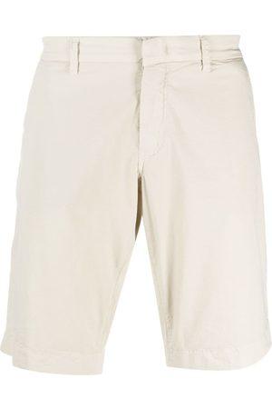 FAY Mid-rise bermuda shorts - Neutrals