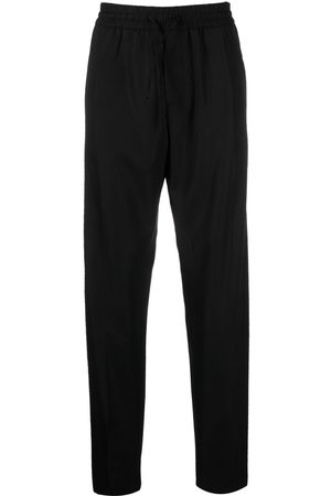 VERSACE Men Sweatpants - Logo-embroidered track pants