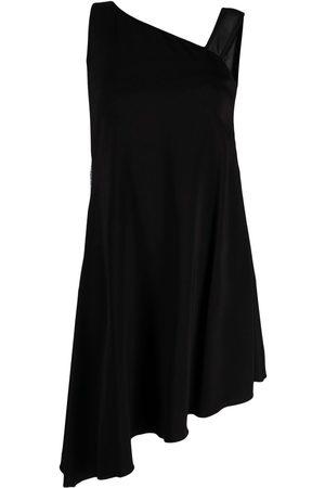 Roberto Cavalli Asymmetric mini dress