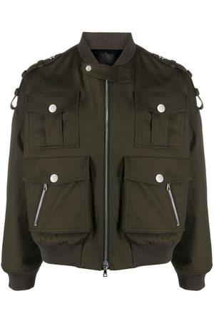 Balmain Utility bomber jacket