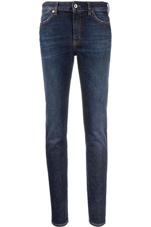 Roberto Cavalli Women Skinny - Mid-rise skinny jeans