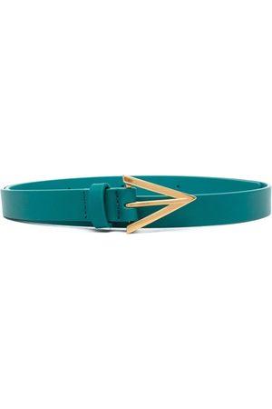 Bottega Veneta V leather belt