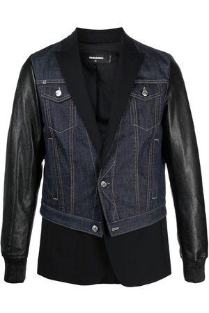 Dsquared2 Layered-effect multi-jacket blazer