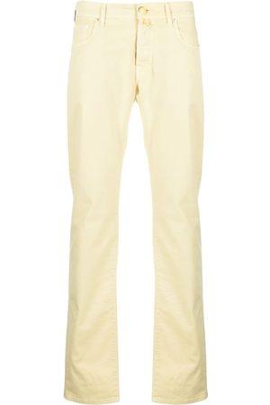 Jacob Cohen Logo-patch slim jeans