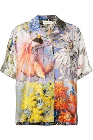 ZIMMERMANN Botanica short-sleeve shirt