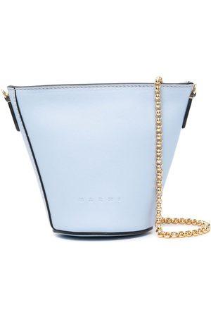Marni Women Shoulder Bags - Debossed-logo crossbody bag