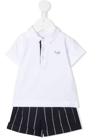 Il gufo Polo Shirts - Short and polo shirt set