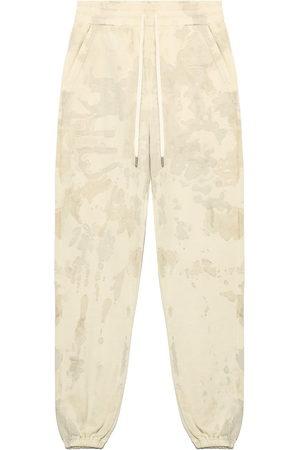 JOHN ELLIOTT LA cotton track pants - Neutrals