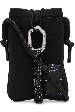 McQ Buckle-detail shoulder bag