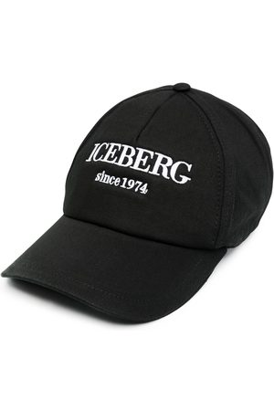 Iceberg Men Caps - Embroidered baseball cap