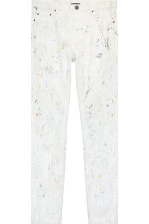 JOHN ELLIOTT Men Straight - Daze mid-rise straight jeans