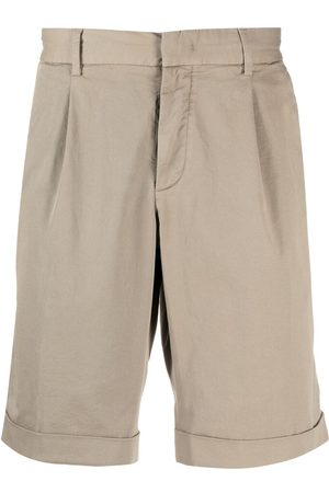 Z Zegna Men Bermudas - Knee-length chino shorts - Neutrals