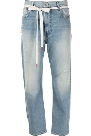 Denimist Harper tapered-leg jeans