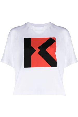 Kenzo Sport Blocked K-print T-shirt