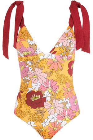 CLUBE BOSSA Women Swimsuits - Contessa print swimsuit - Multicolour