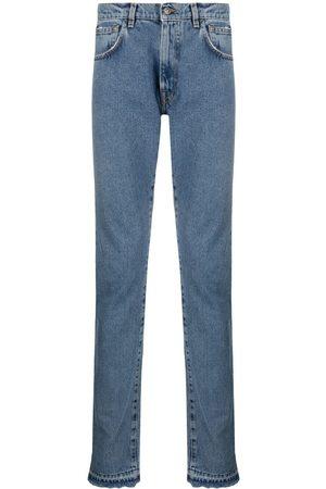 424 FAIRFAX Men Straight - Mid-rise straight-leg jeans