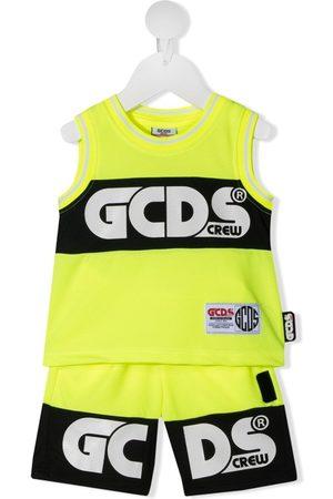 GCDS Sets - Logo-print tracksuit set