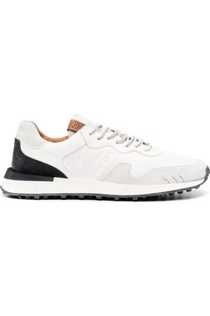 Buttero Low-top leather sneakers