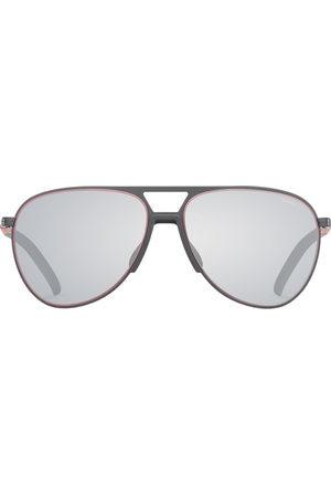 Prada Linea Rossa aviator-frame sunglasses - Grey