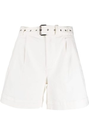 Michael Kors Belted wide-leg shorts