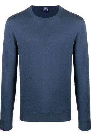 FEDELI Men Sweatshirts - Round neck jumper