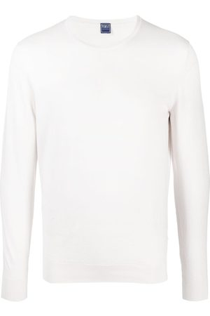 FEDELI Round neck jumper