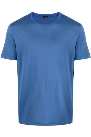 Kiton Round-neck short-sleeved T-shirt