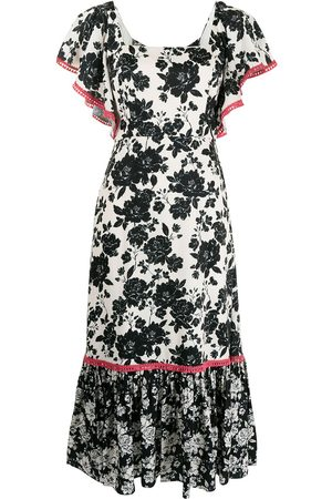 Sachin & Babi Women Party Dresses - Camryn peony print dress