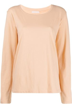 JOHN ELLIOTT Women Long Sleeve - Supima cotton long-sleeved T-shirt