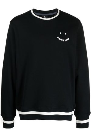 Paul Smith Stripe-trim sweatshirt