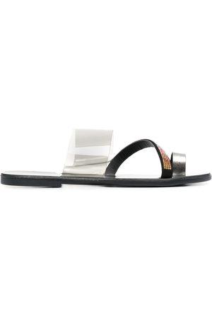 Kurt Geiger Women Flat Shoes - Dawn flat sandals