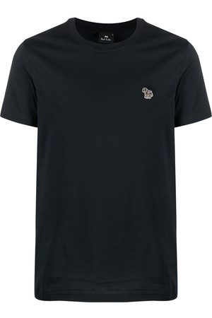 PS Paul Smith Animal-patch short-sleeved T-shirt
